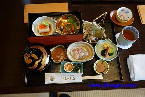 京都美食 – 京料理 粟田山荘
